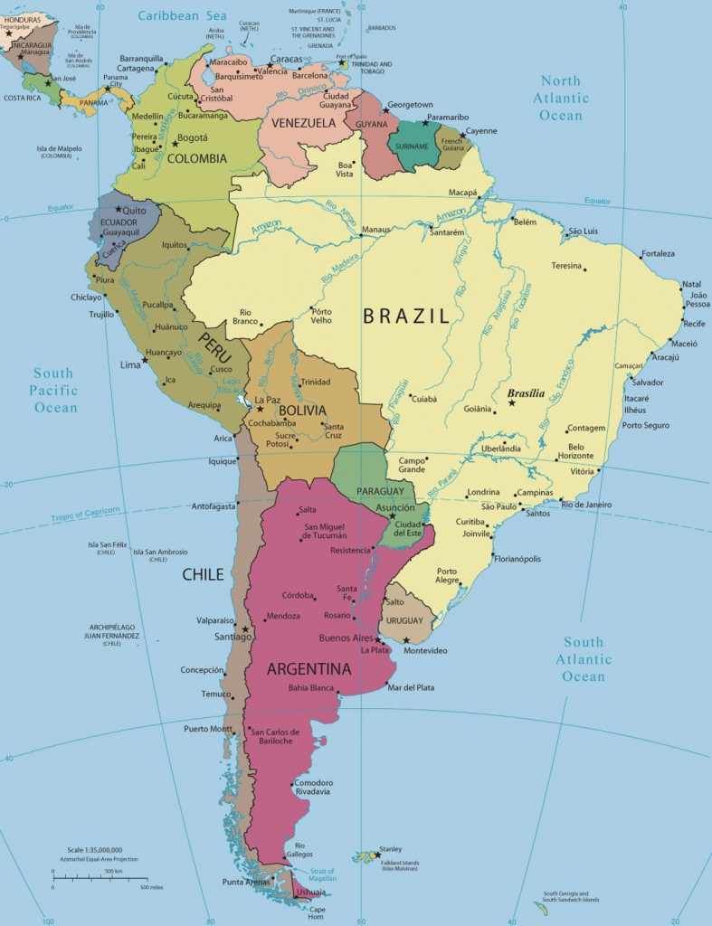political-south-america-random-2-map-for